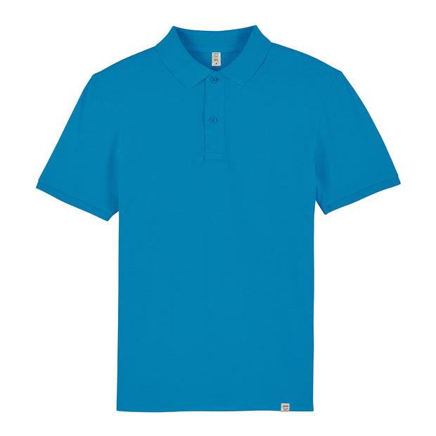 Azur Polo Shirt - Wituka