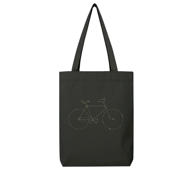 Bike Star  - Tote Bag - Wituka