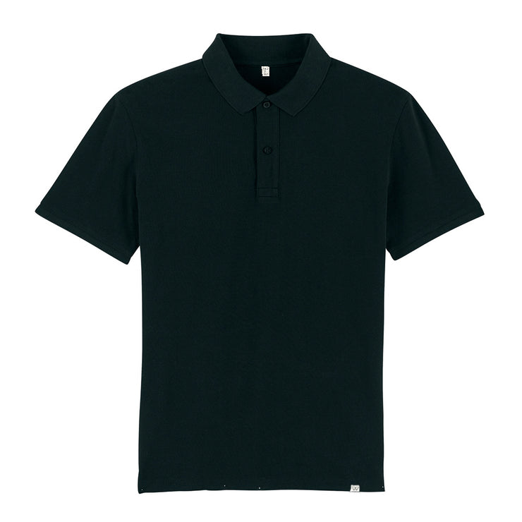 Black Polo Shirt - Wituka