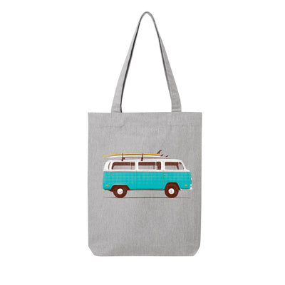 Blue Van - Tote Bag - Wituka