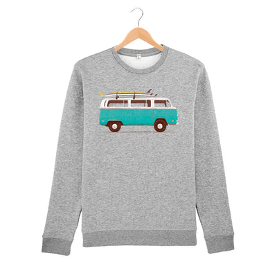 Blue Van Kids Sweatshirt