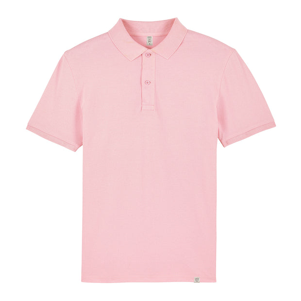 Pink Polo Shirt - Wituka