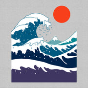 Great Wave Of Cats - Sweatshirt