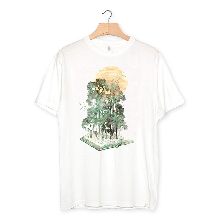 camiseta algodón orgánico - Jungle book