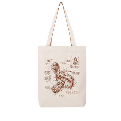 Moment Catcher - Tote bag - Wituka
