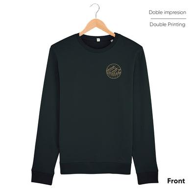 Nature of the Beast - Sudadera con doble impresión