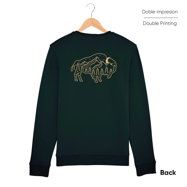 Nature Of The Beast - Double Printing Sweatshirt