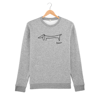 Picasso Dog Sweatshirt