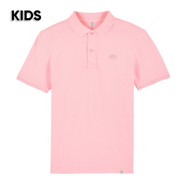 Polo Bike Pink KIDS - Wituka