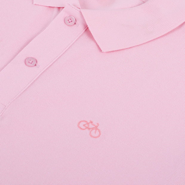Polo Bike Cotton Pink - Wituka
