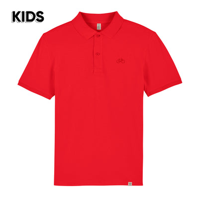 Polo Bike Red KIDS