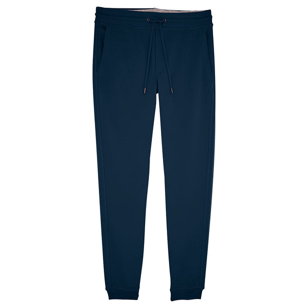 Fitted Trousers French Navy Men