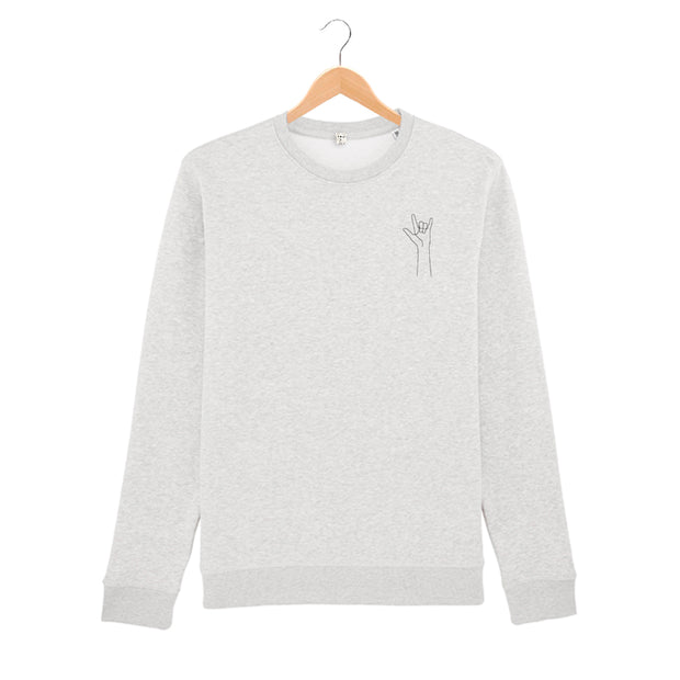 Love Hand Sweatshirt