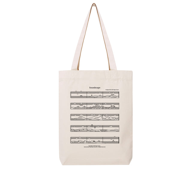 Soundscape Tote Bag