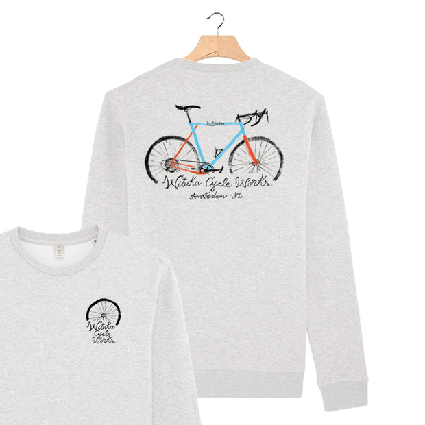Wituka Cycle Works Sweatshirt - Double Printing