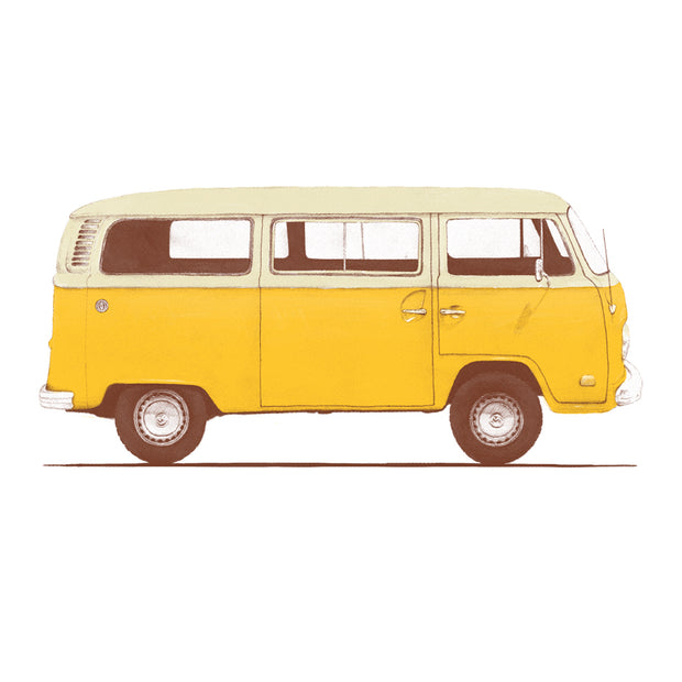 Yellow Van - Wituka