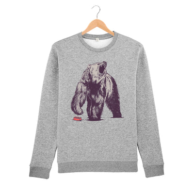 Bear Block Sudadera