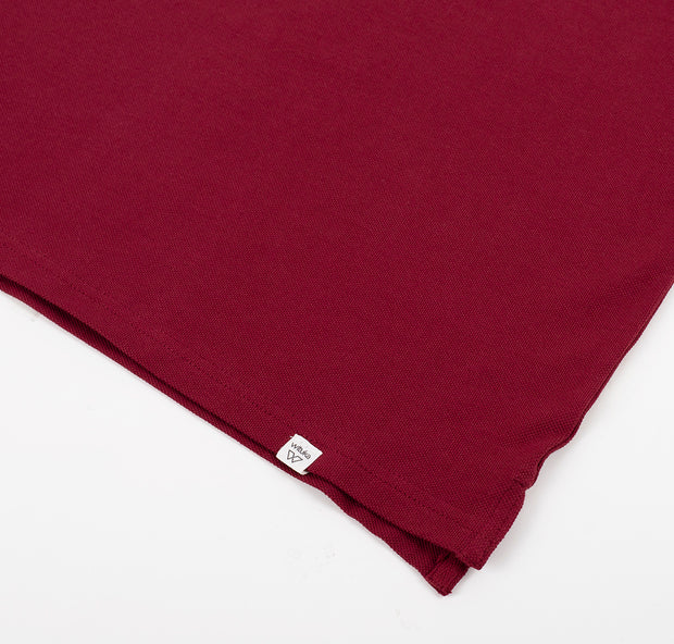 Burgundy Polo Shirt - Wituka