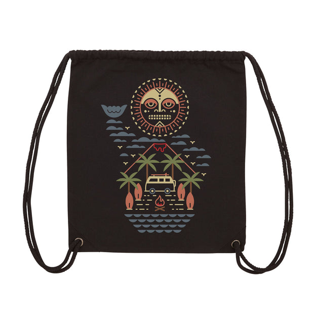 Freaky Tiki- Gym Bag