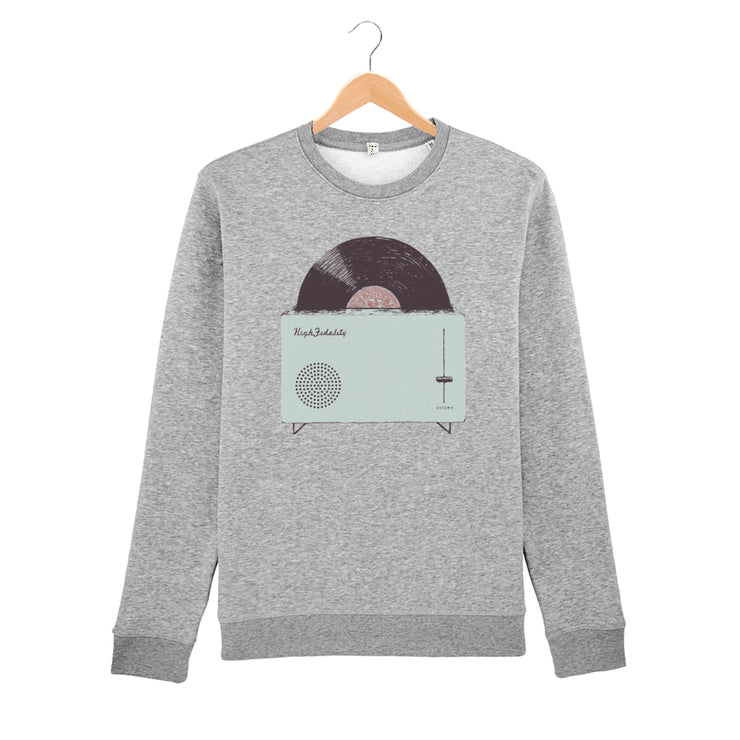 High Fidelity Sweatshirt