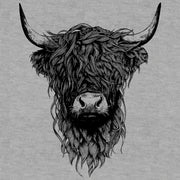 Highland Cattle Sweatshirt - Wituka