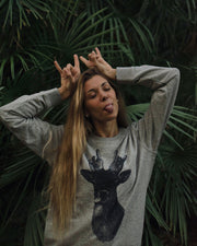 Party Animal Sweatshirt - Wituka