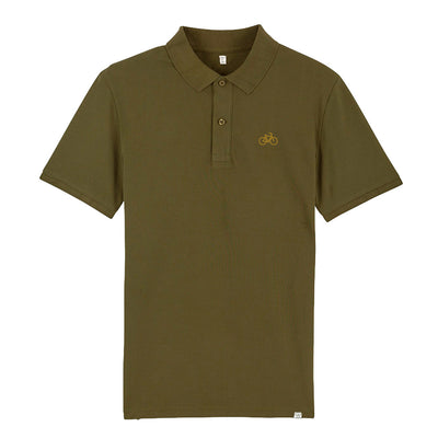 Polo Bike Khaki - Wituka