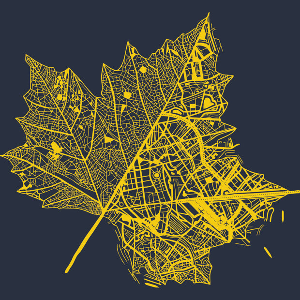 Leaf City Sweatshirt