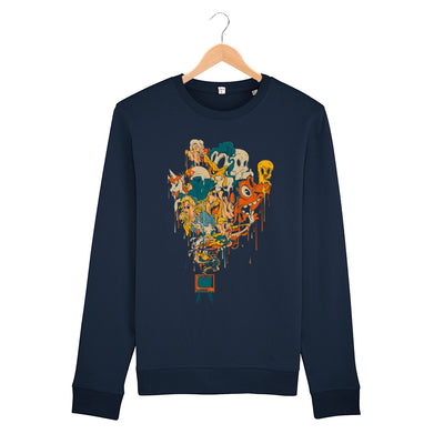 Melted Ghosts Sweatshirt
