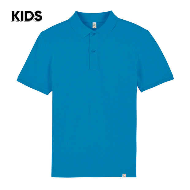 Azur Polo Shirt KIDS - Wituka