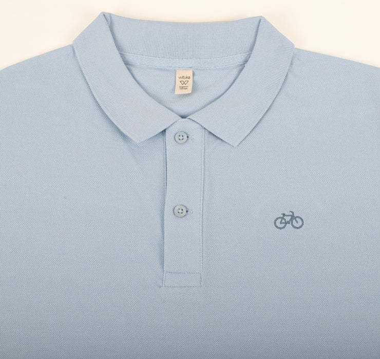 Polo Bike Sky Blue - Wituka