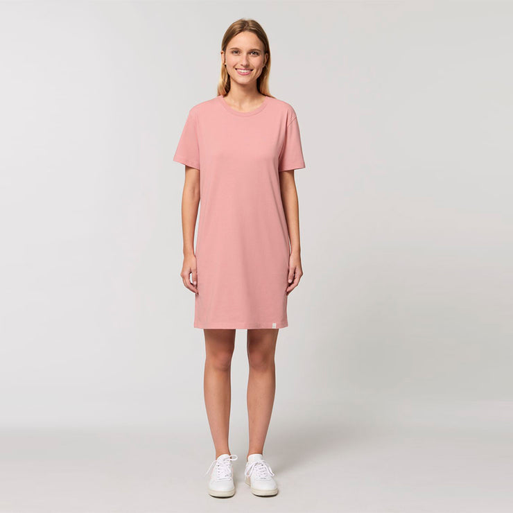 Basic Canyon Pink Dress