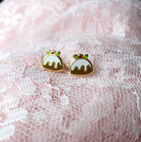 Christmas Pudding Studs