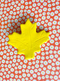 Autumn Leaf Hair Clip