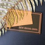 New Moon (2009) Keychain
