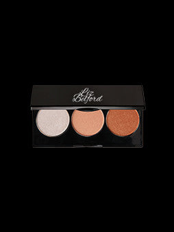 3 Well Strobing Pallets - Liz Belford Cosmetics
