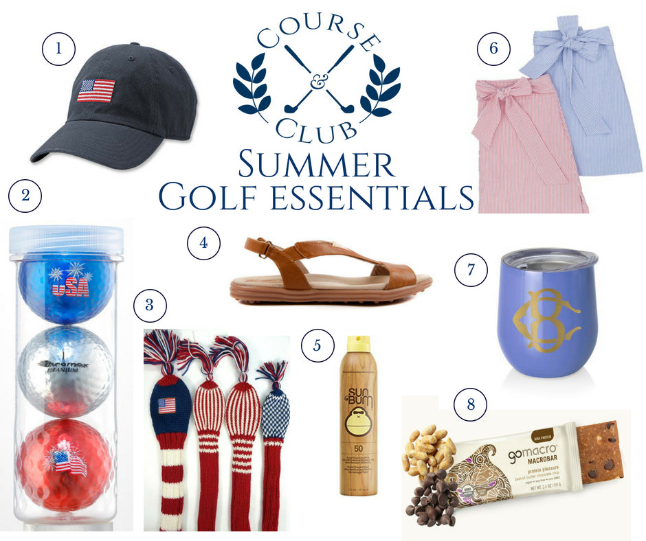 Course & Club's Summer Golf Guide