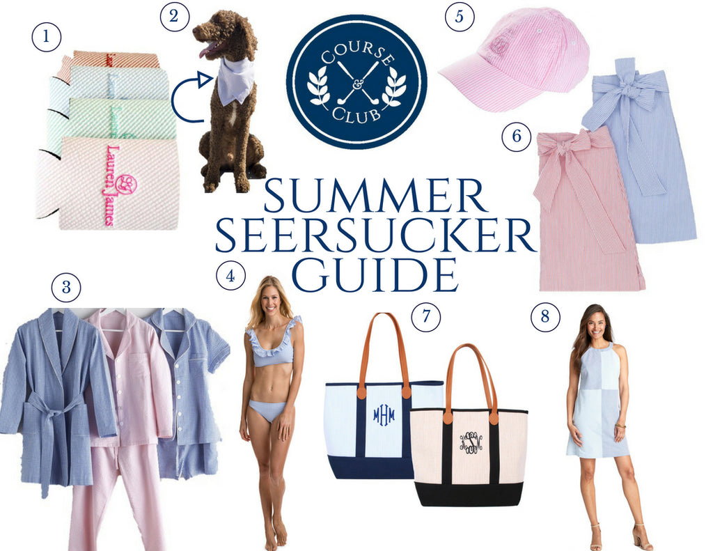 Summer Seersucker Guide