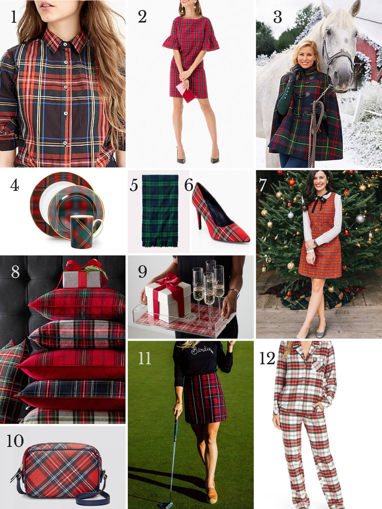 A Tartan Lovers Gift Guide
