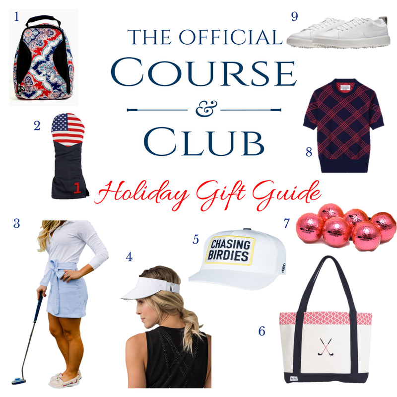 Course & Club's Holiday Gift Guide