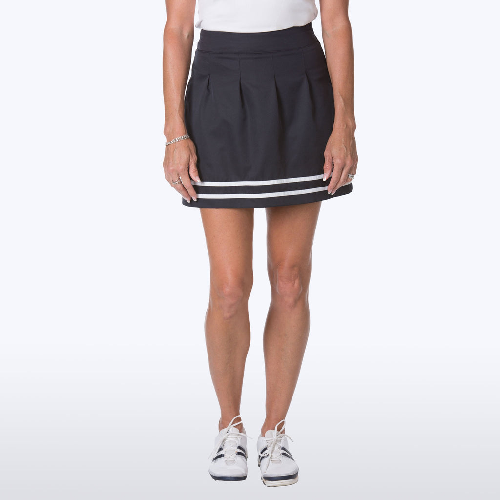 Classic Pleated in Navy - Course & Club