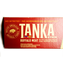 Tanka Hot Pepper Buffalo Meat Jerky Stick