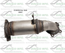Front Manifold Catalytic Converter 2014-15 Buick Regal – 2013-15 Chevy Malibu 4 Cyl. 2.0L Turbo