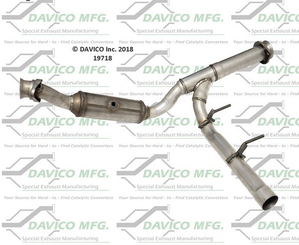 Right Passenger Side Catalytic Converter 2015-17 Ford Expedition – Lincoln Navigator 6 Cyl. 3.5L