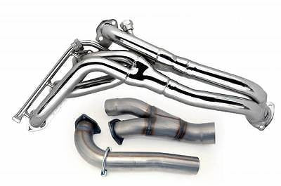 Exhaust Header Gibson Perf Exhaust GP204 fits 93-97 FORD TRUCK 7.5L 2/4WD
