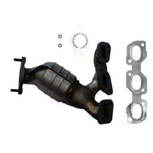 05-06 Mercury Mariner V6 3.0L Front Right Firewall Side Direct Fit Catalytic Converter