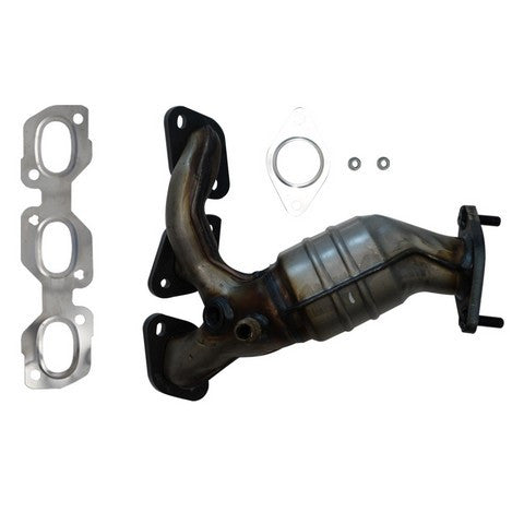 01-07 Ford Escape V6 3.0L Front Right Firewall Side Direct Fit Catalytic Converter