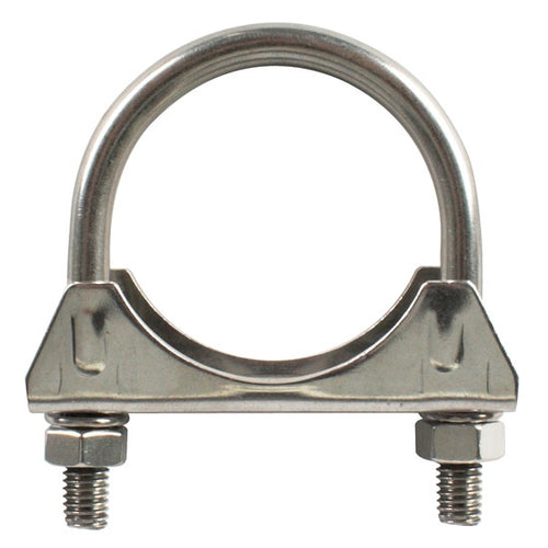 Universal U-bolt Muffler Clamp