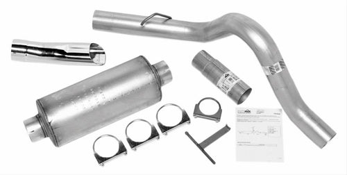 Dynomax Ultra Flo Welded Exhaust Systems 19332