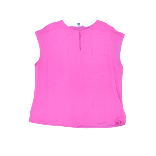 Fenn Wright Manson Women's Short Sleeve Top 16 Colour:  Pink
